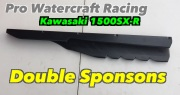 【01F-200-HFC】Pro Water Craft 1500SX-R ダブルスポンソン