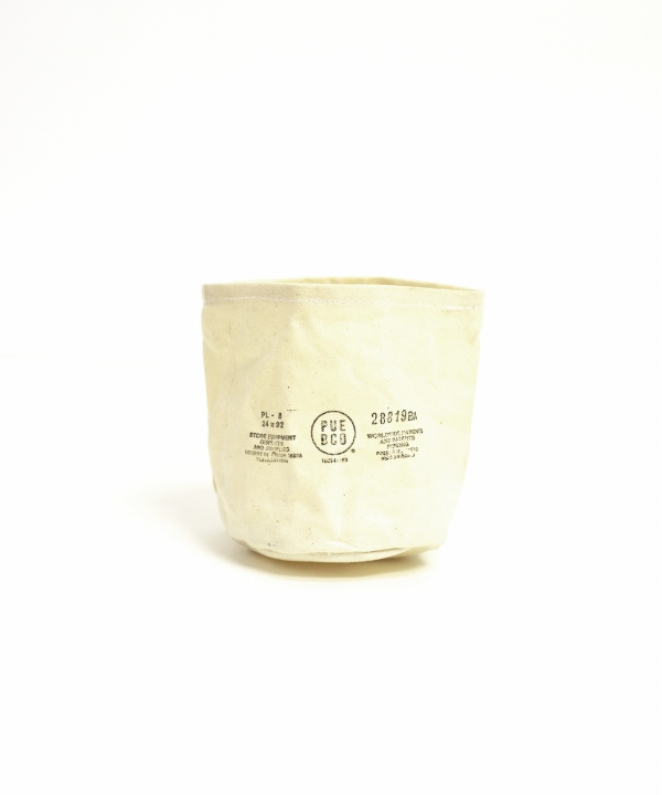PUEBCO/プエブコ CANVAS POT COVER - Small(3色)