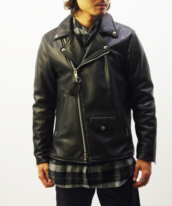 Vanson Leather / バンソンレザー Double Riders Jacket