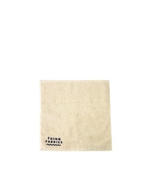 tHING FABRICS/シングファブリックス ORGANIC T100 hand towel