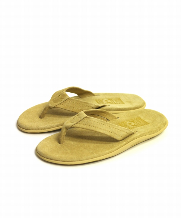 ISLAND SLIPPER/アイランドスリッパ Men's Suedo Thong