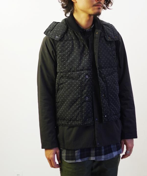 Engineered Garments/エンジニアド ガーメンツ Primaloft Vest - Microfiber