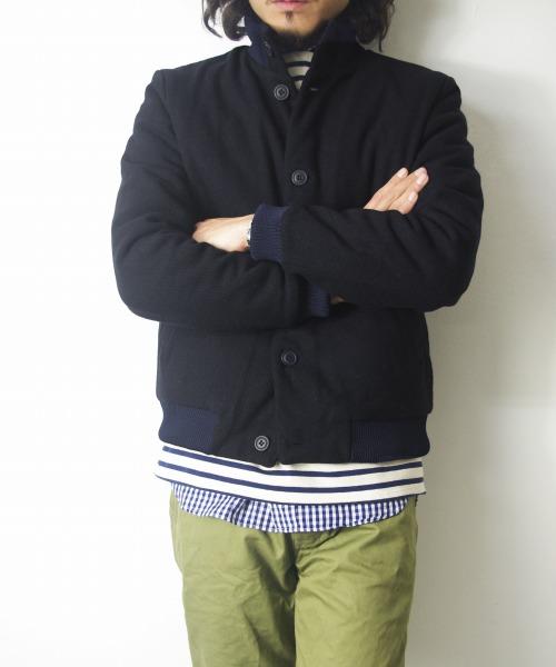 Yarmo/ヤーモ TANKERS JACKET