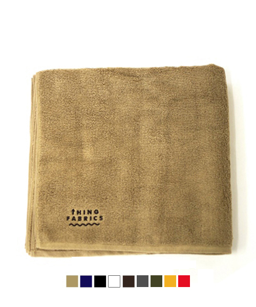tHING FABRICS/シングファブリックス TIP TOP 365 bath towel