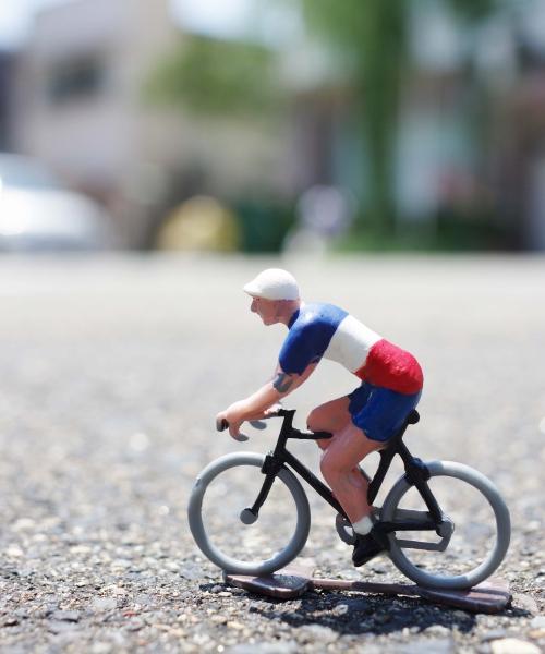 snowhome / スノウホーム little cyclist