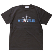 T−Shirts/Eiffel/Charcoal Gray(17)/Michelin
