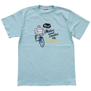 T−Shirts/Velo/Blue(42)/Michelin