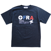 T-Shirts/Flight/Navy(05)/Michelin