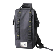 Wide open body bag/Michelin/Black(232213)