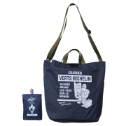 Packable 2way tote/Navy/Michelin(232725)