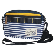 Shoulder pouch/Bib/Stripe(231346)