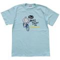 T−Shirts/Velo/Blue(42)/Michelin