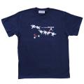 T−Shirts/Dance/Navy(35)/Michelin