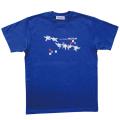 T−Shirts/Dance/Blue(11)/Michelin