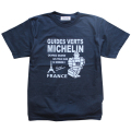 T−Shirts/Tourist/Navy(05)/Michelin