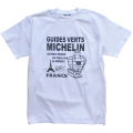T−Shirts/Tourist/White(01)/Michelin