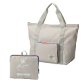 Packable tote bag/Off White/Michelin(232527)