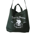 2Way tote bag/Tour de France/Green