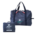 Packable boston bag/Navy/Michelin(232664)