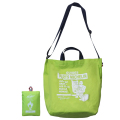 Packable 2way tote/Green/Michelin(232756)