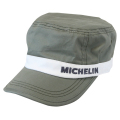 Workcap/Twill/Olive×White(281068)