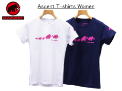 MAMMUT マムート ASCENT T-Shirts AF Women 2015モデル