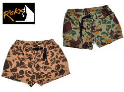 ROKX ロックス W'S 3D CAMOUFLAGE SHORT 特別価格セール