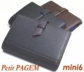 Bindex バインデックス ランディタイプ システム手帳 ミニ6穴(ポケットサイズ)