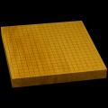 本榧卓上碁盤 1寸6分(一枚板・追柾) gb10088
