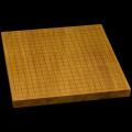 本榧卓上碁盤 1寸1分(一枚板・天柾) gb10096