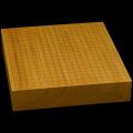 本榧卓上碁盤 2寸8分(一枚板・追柾) gb20202