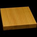 本榧卓上碁盤 2寸(一枚板・柾目) gb20215