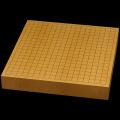 【おまかせ】本榧卓上碁盤 2寸(ハギ盤 極上)