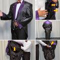 T6951 魔術師の秘密のジャケット(男性用)