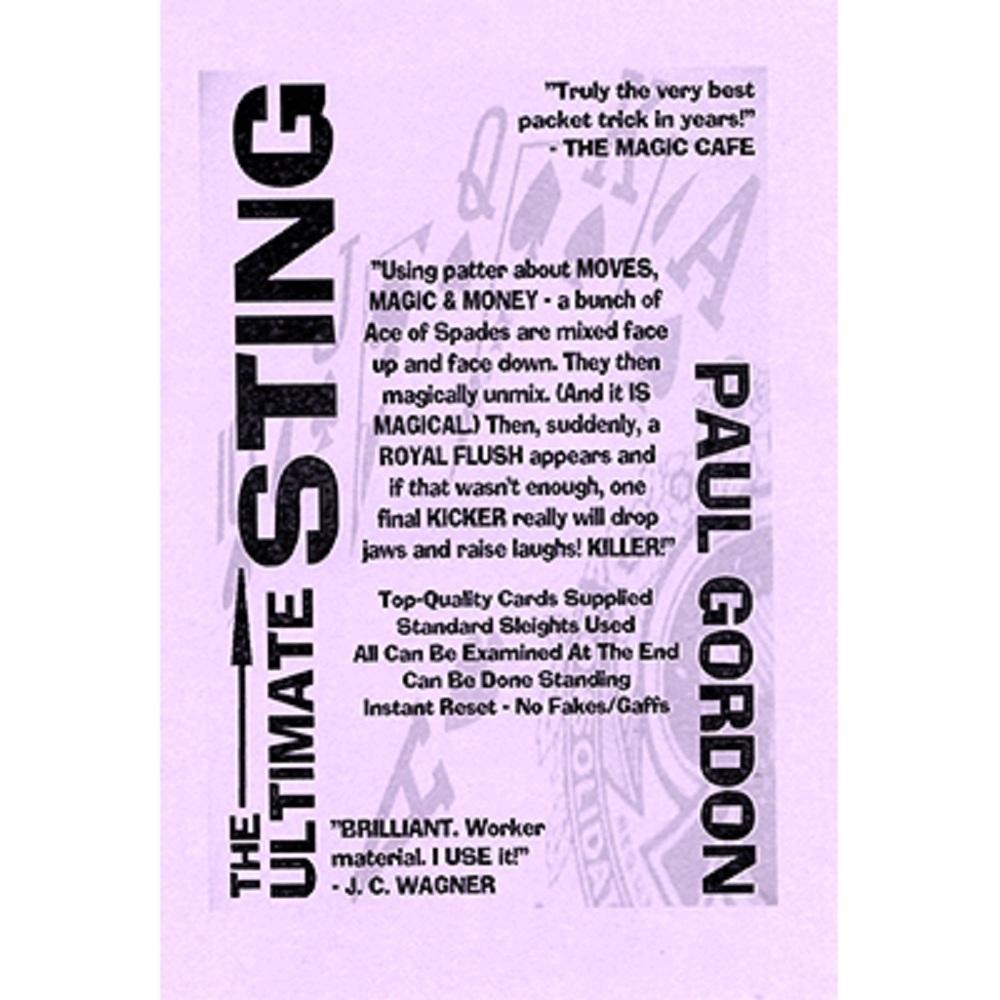 ジ・アルティメット・スティング (The Ultimate Sting)