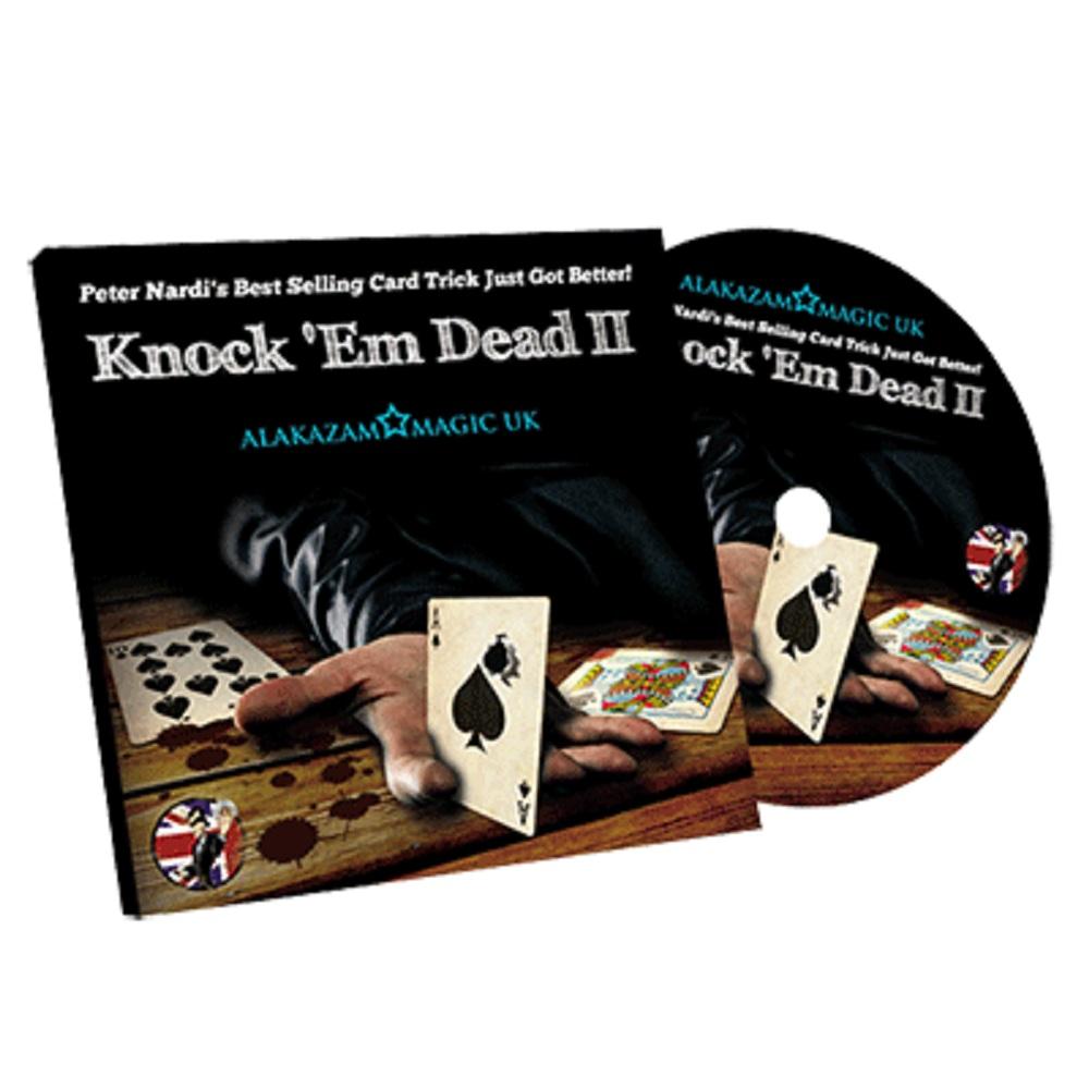 ノッケム・デッド2 (Knock 'Em Dead II)