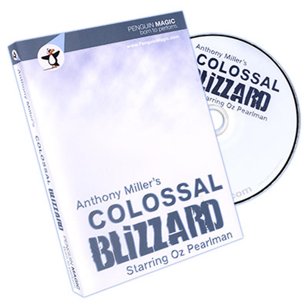 コロッサル・ブリザード (Colossal Blizzard)