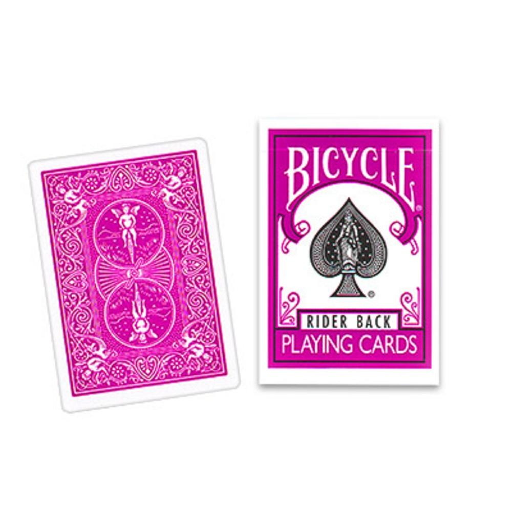 バイシクル・ライダー・バック (Bicycle Rider Back)〔フクシア〕