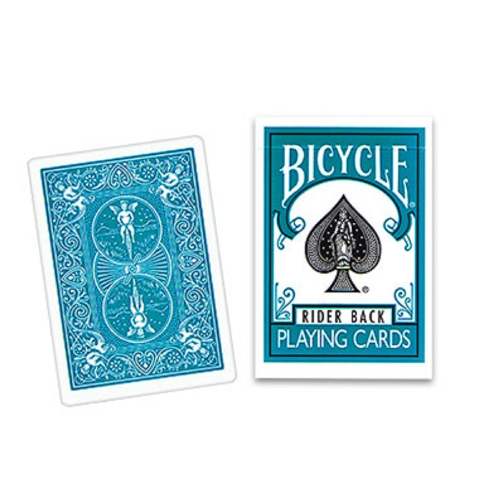バイシクル・ライダー・バック (Bicycle Rider Back)〔ターコイズ〕