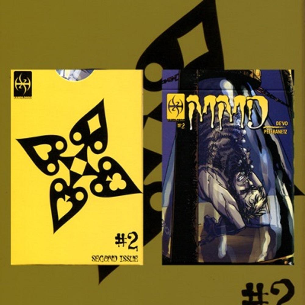 MMD#2 コミック・デック (MMD#2 Comic Deck)