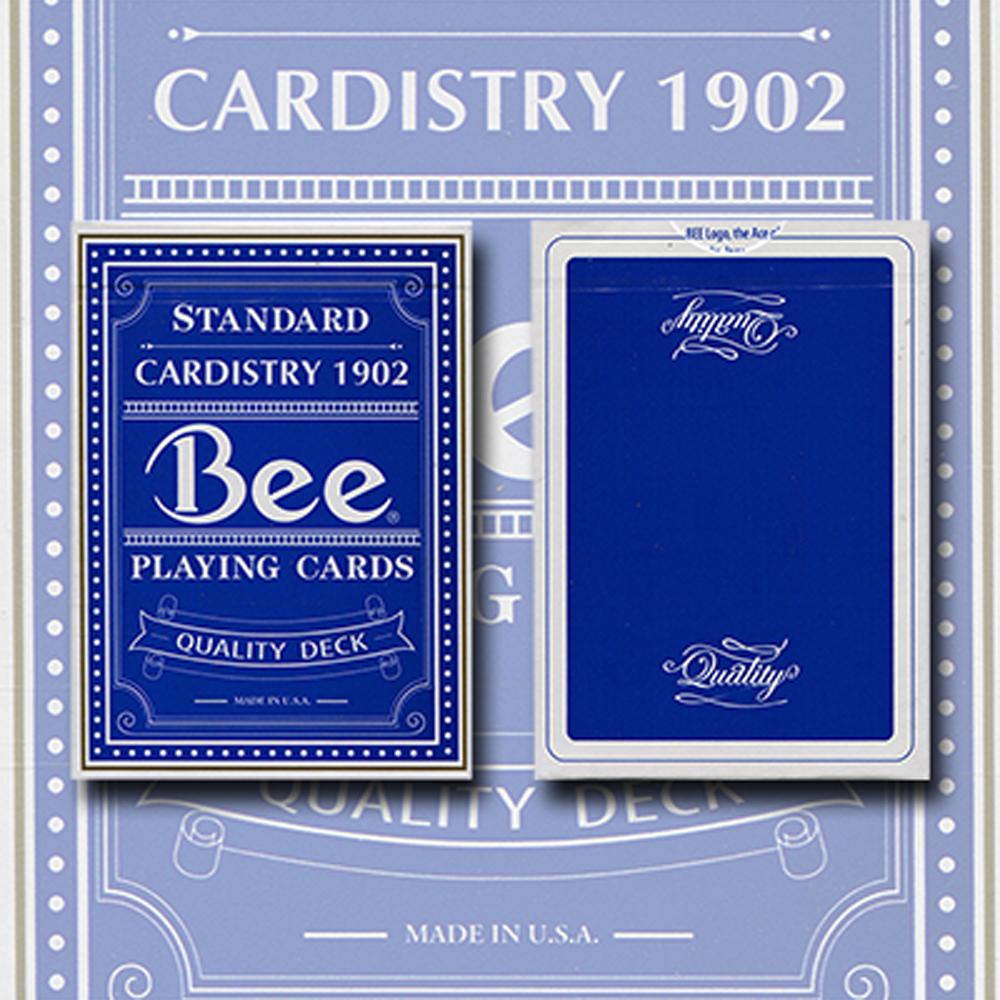 ビー・クオリティー・デック (Bee Quality Deck)〔ブルー〕