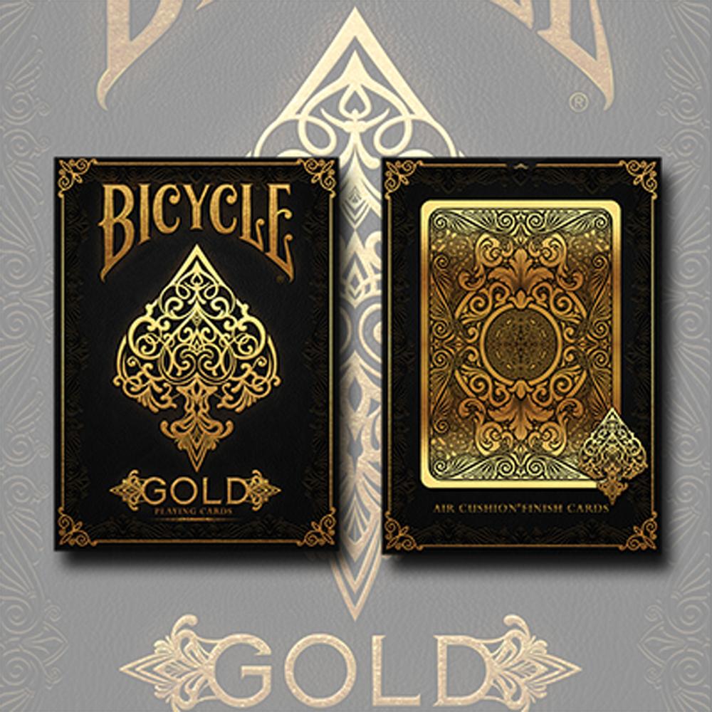 バイシクル・ゴールド・デック (Bicycle Gold Deck)