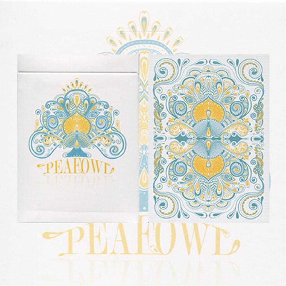 ピーファウル・デック (Peafowl Deck)〔スノウ・ホワイト〕