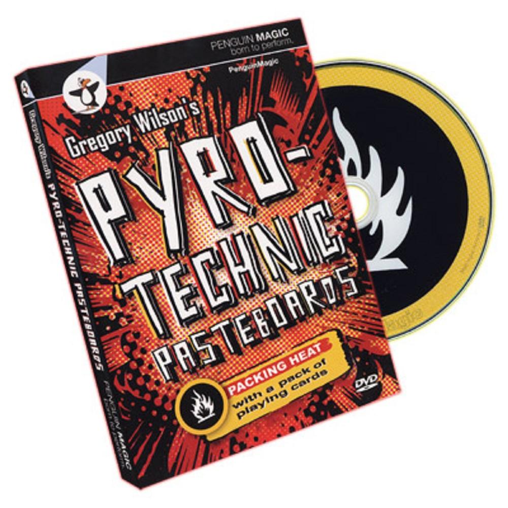 パイロテクニーク・ペイストボーズ (Pyro-Technic Pasteboards)