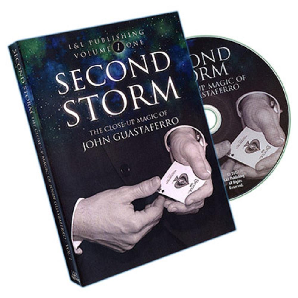セカンド・ストーム Vol.1 (Second Storm Vol.1)