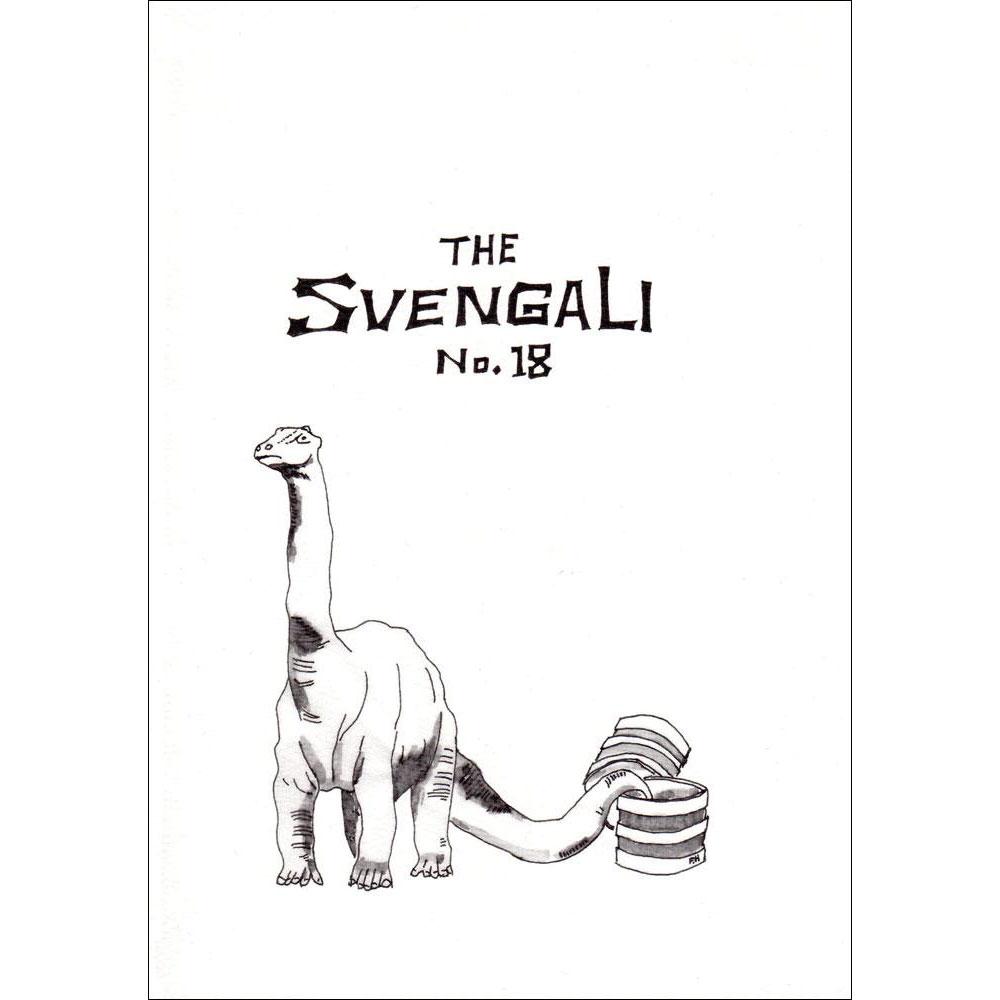 ザ・スベンガリ No.18 (The Svengali No.18)
