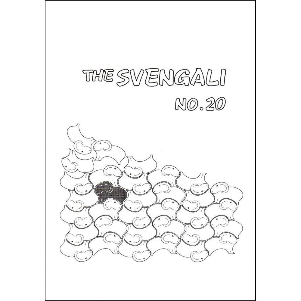 ザ・スベンガリ No.20 (The Svengali No.20)
