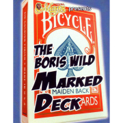 �����ܥꥹ���磻��ɡ��ޡ����ȡ��ǥå� ��The Boris Wild Marked Deck�ˡ̥Х������롦�ᥤ�ǥ󡦥Хå���