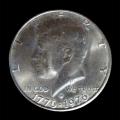 ハーフ・ダラー (Half Dollar) 〔ケネディー, 200周年記念〕
