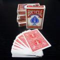 バイシクル・ライダー・バック (Bicycle Rider Back) 〔レッド〕